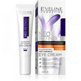 EVELINE Neo Retinol Illuminating Oční krém 15 ml