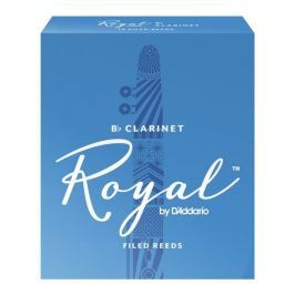 Rico RCB1010 Royal - Bb Clarinet Reeds 1.0 - 10 Box