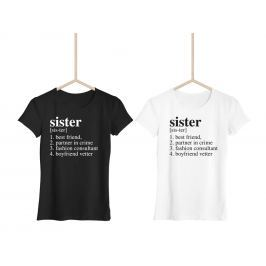 Dictioniory definitions - Sister dámské